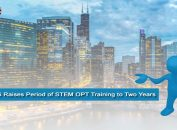 US DHS raises Period of stem OPT training to two years