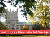 Studying in the United States with a Full-Time Study Visa